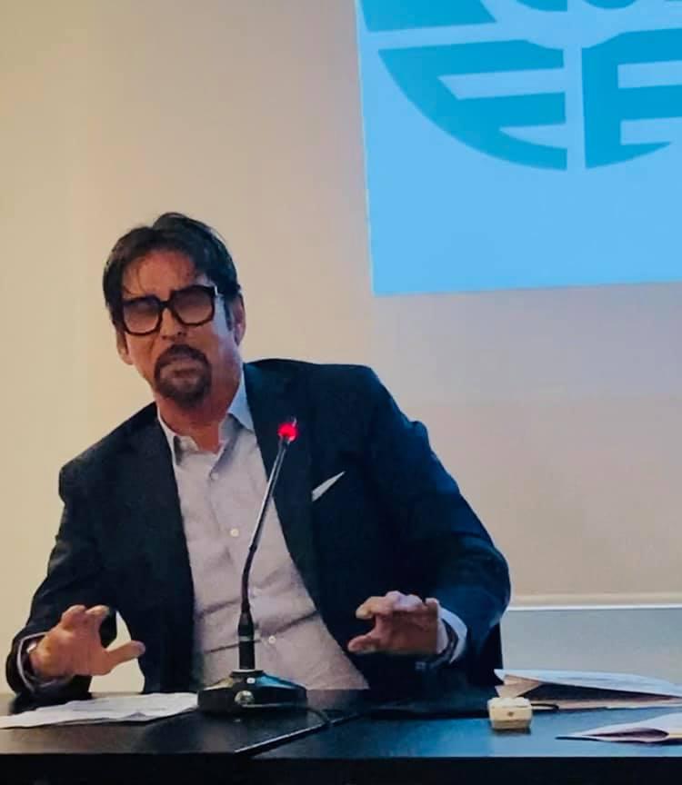 Sandro Assenti, neo eletto Presidente Regionale Confesercenti Marche.